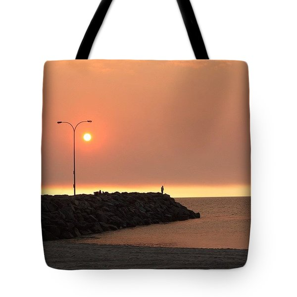 The Suns Magic  Tote Bag