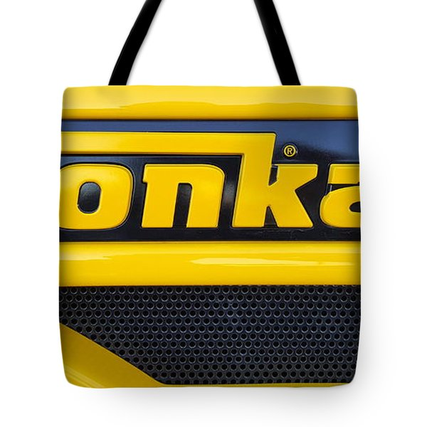 Tonka Truck Logo Tote Bag