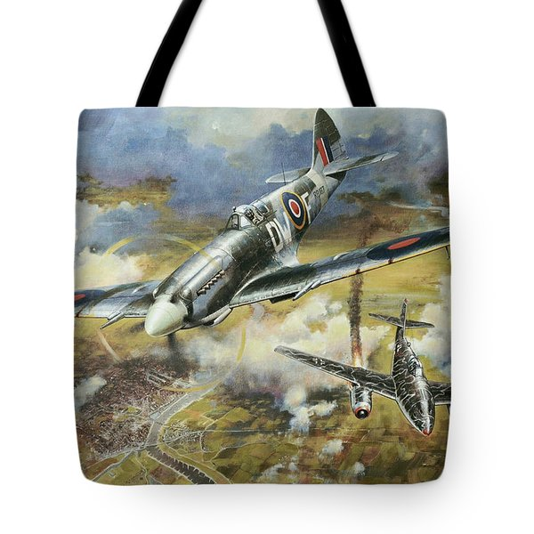 Tony Gaze, Unsung Hero Tote Bag