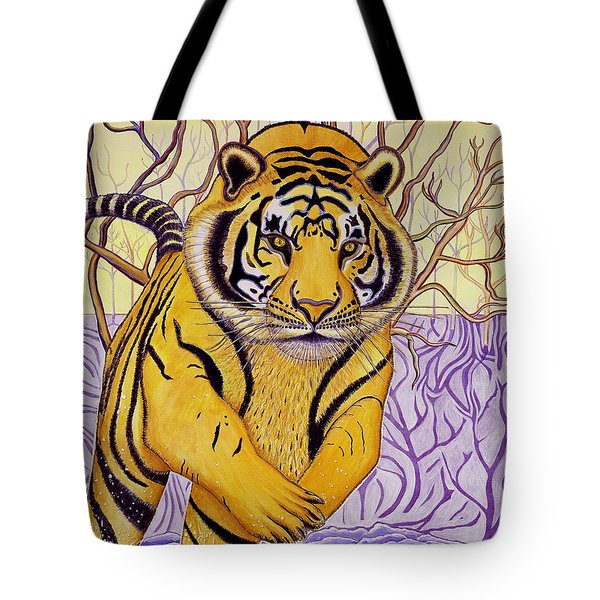 Tony Tiger Tote Bag by Joseph J Stevens