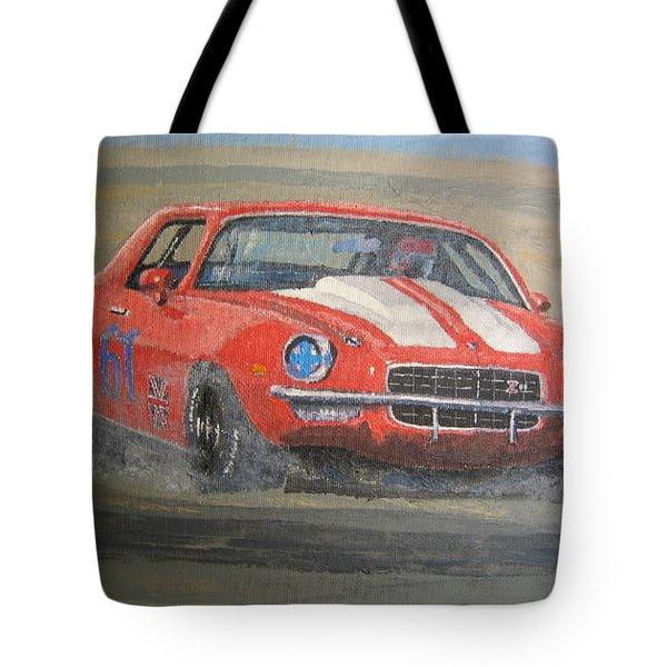 Tony's Camero Tote Bag