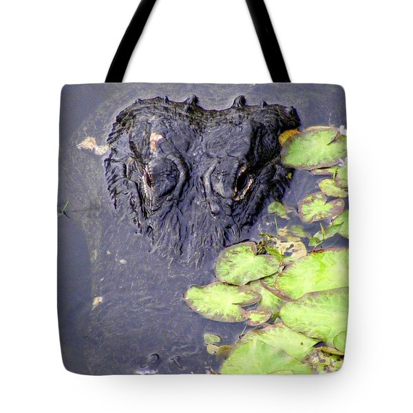 Too Close For Comfort Tote Bag by Ed Smith