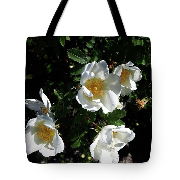 Too Thorny To Pick But Lovely All The Same Tote Bag