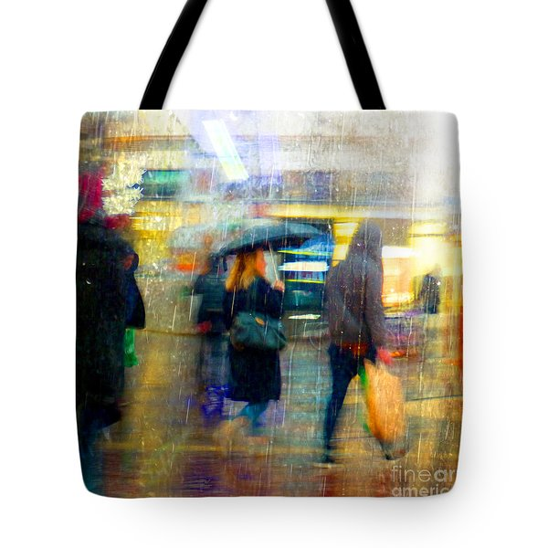 Tote Bag featuring the photograph Too Warm To Snow by LemonArt Photography