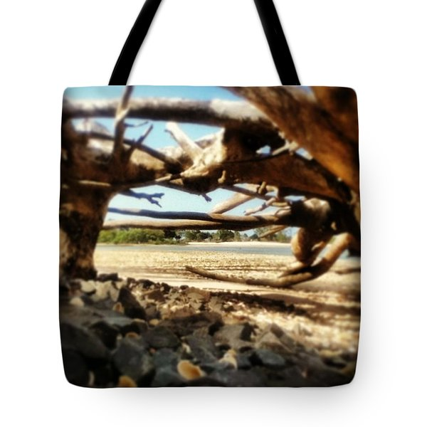 #toogom #beach #goodysonthebeach Tote Bag