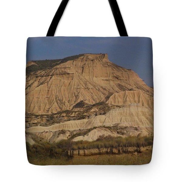 Bardenas Reales Tote Bag