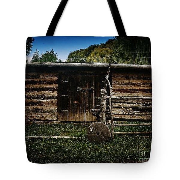 Tool Shed Tote Bag