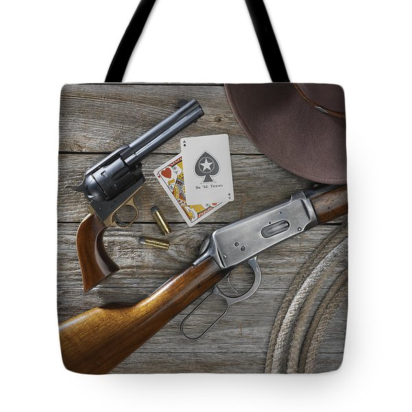 Tools Of The Trade Tote Bag by Jerry McElroy