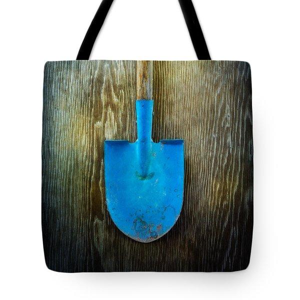 Tools On Wood 23 Tote Bag