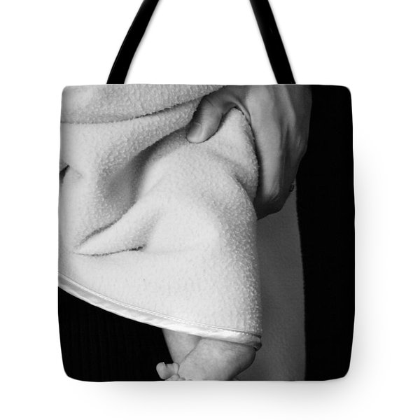 Tote Bag featuring the photograph Tootsies by Angela Rath