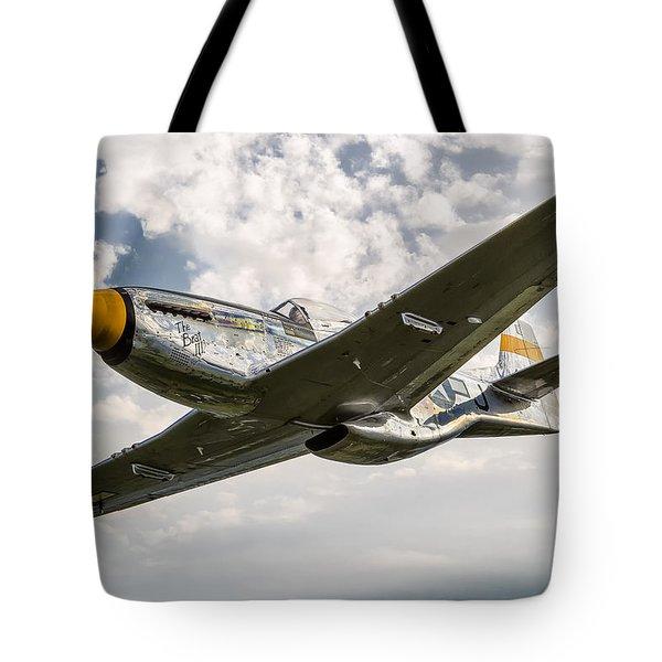 Top Cover Tote Bag
