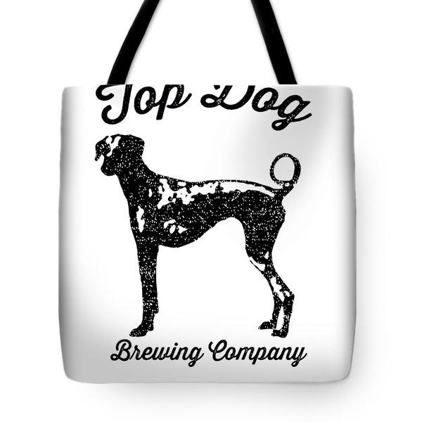 Top Dog Brewing Company Tee Tote Bag