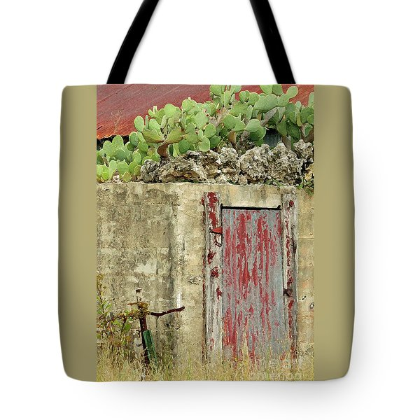 Tote Bag featuring the photograph Top Heavy by Joe Jake Pratt