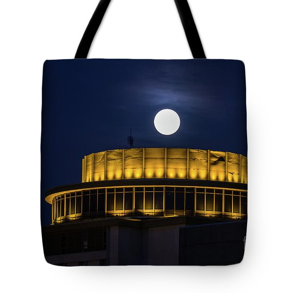 Top Of The Capstone Tote Bag