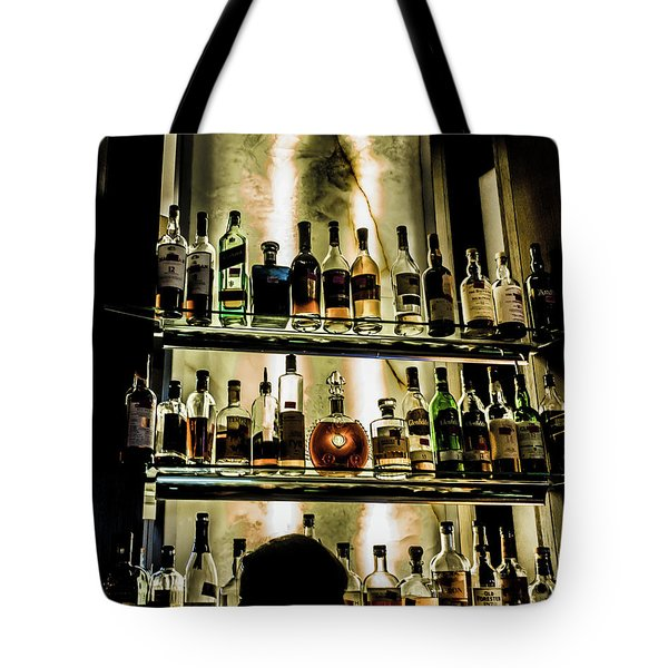 Top Shelf Tote Bag