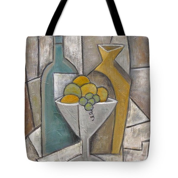Top Shelf Tote Bag by Trish Toro