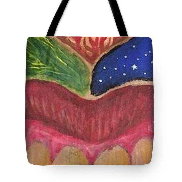 Top Side Tote Bag
