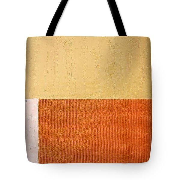 Topaz Pink Orange Tote Bag