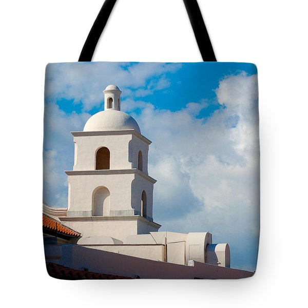 Topper Tote Bag