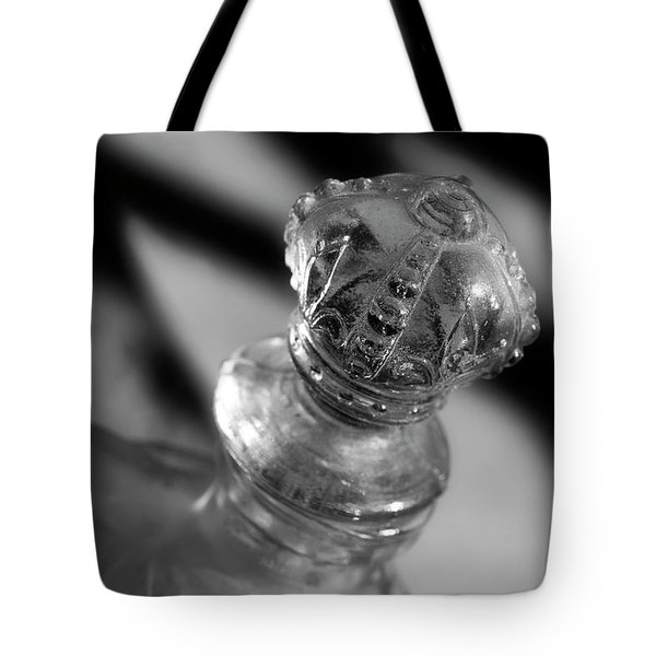 Tote Bag featuring the photograph Topper by Mike Eingle