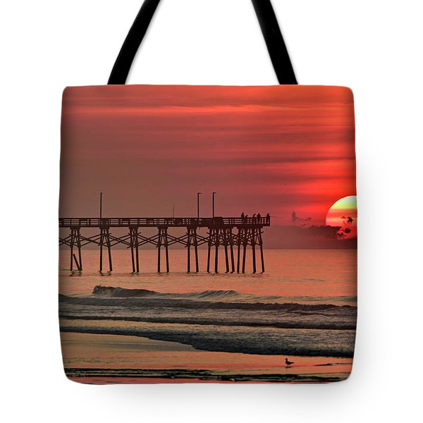 Topsail Moment Tote Bag