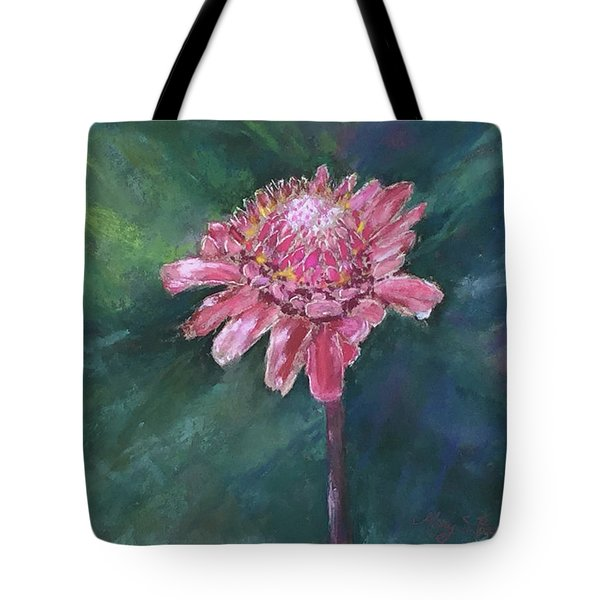 Torch Ginger Tote Bag