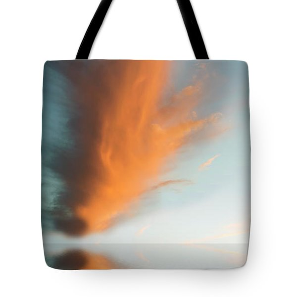 Torch Of Freedom Tote Bag by Jerry McElroy
