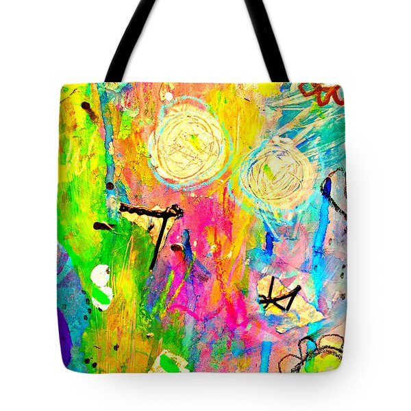Tori And Me 2 Tote Bag by Shelley Graham Turner
