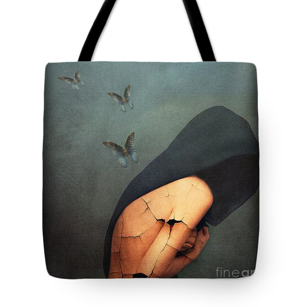 Torment Tote Bag