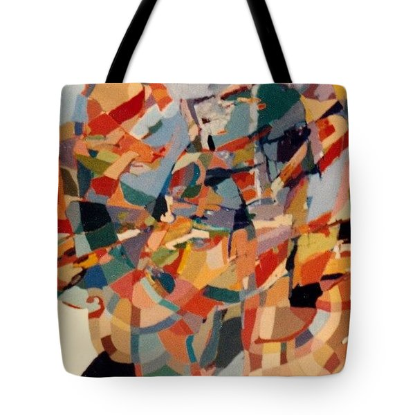 Tornado Tote Bag by Bernard Goodman