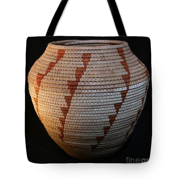 Tornado Bowl Tote Bag by Darlene Ryer