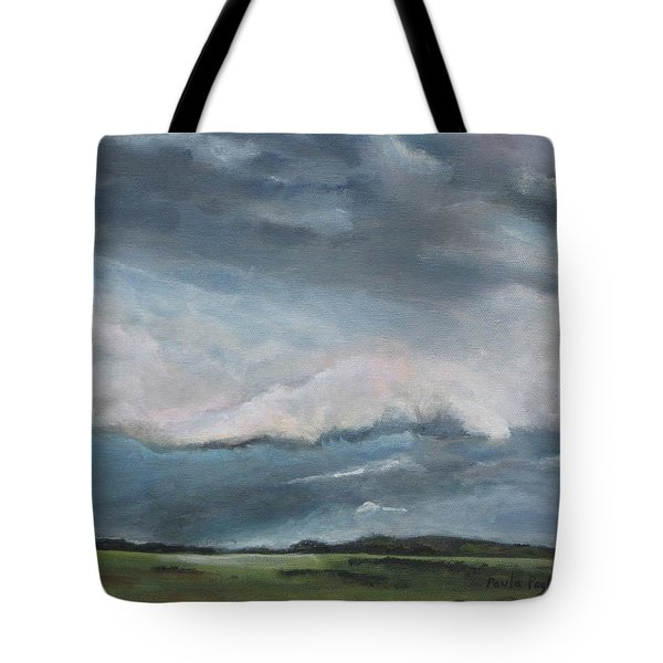 Tornado Warning Tote Bag