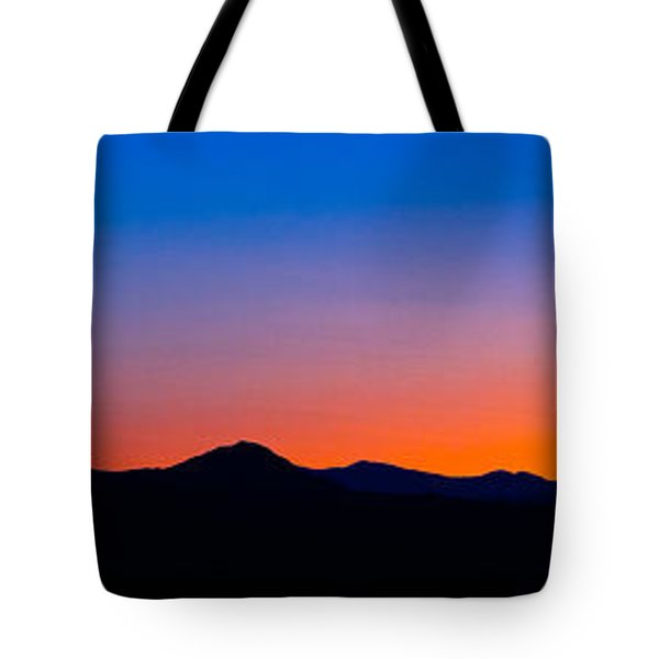 Tornillo Sunset Tote Bag