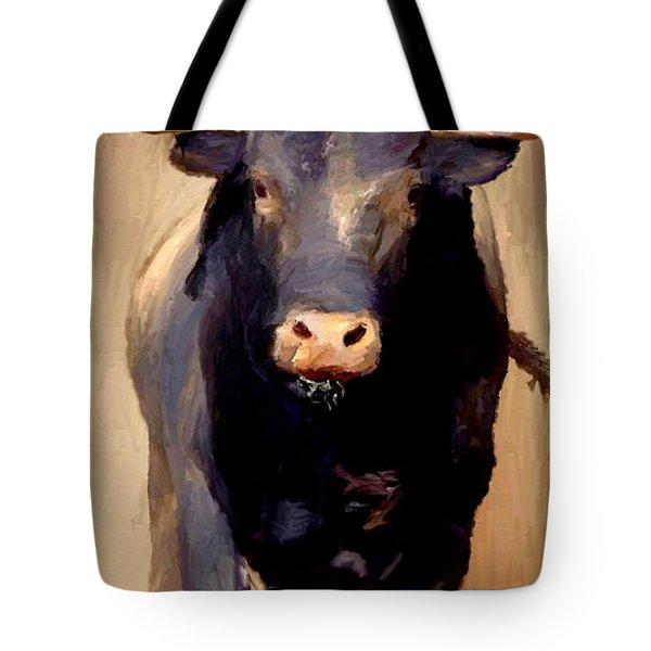 Bull Toro Bravo Tote Bag by James Shepherd