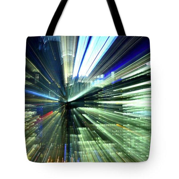 Toronto Light Zoom Tote Bag