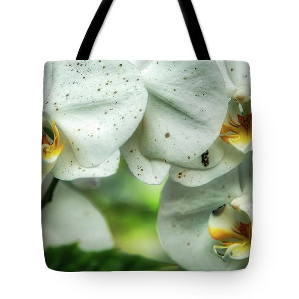 Toronto Orchids Tote Bag