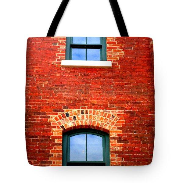 Toronto Windows Tote Bag