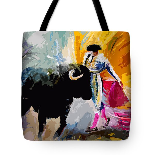 Toroscape 03 Tote Bag