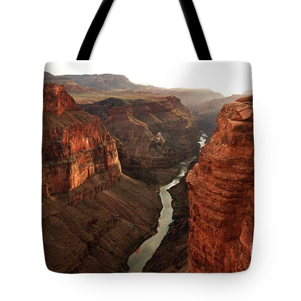 Toroweap In Grand Canyon Tote Bag