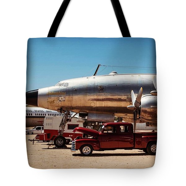 Torque Fest Pima Air And Space Museum Tote Bag