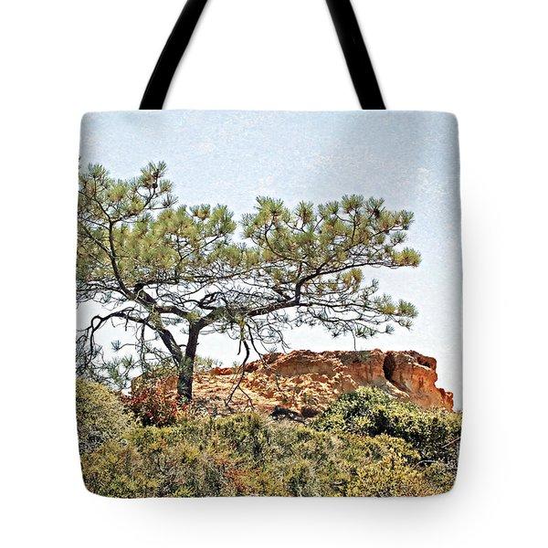 Torrey Pine 1 Tote Bag