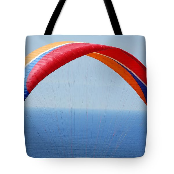 Torrie Pines Breeze Tote Bag by Bill Dutting