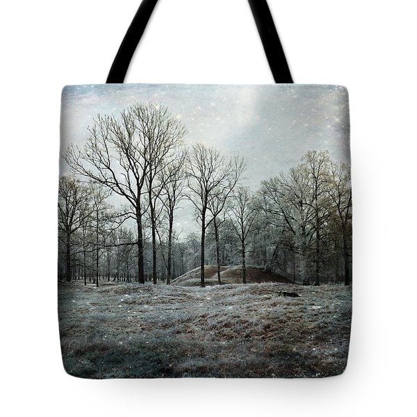 Total Absence Tote Bag