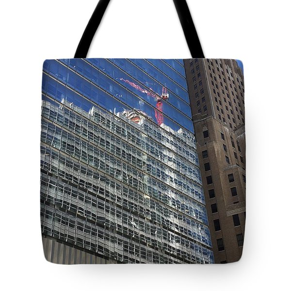 Total Reflection Tote Bag