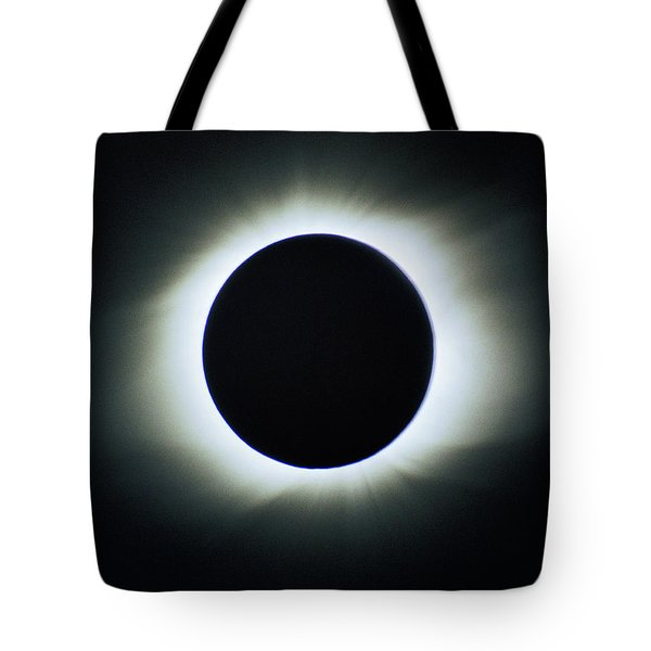 Total Solar Eclipse - Aruba 1998 Tote Bag