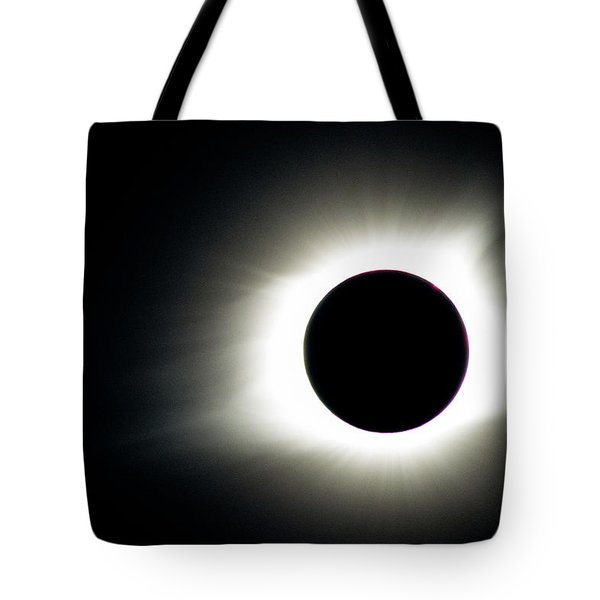 Totality And Mercury Tote Bag
