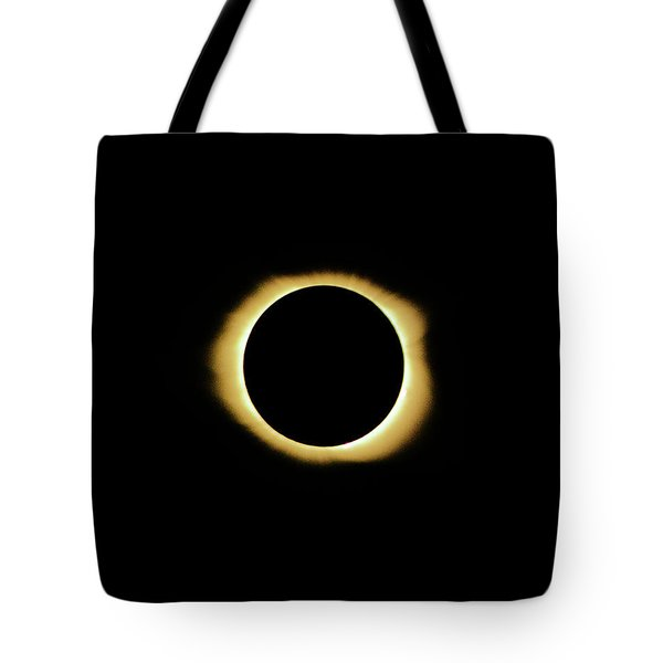 Totality - Eclipse 2017 Tote Bag