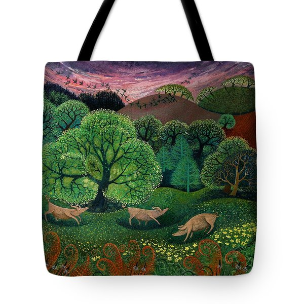 Totally Organic  Tote Bag