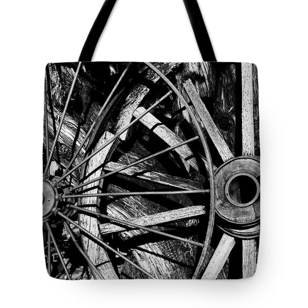 Totally Spoked Tote Bag