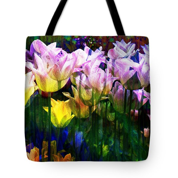 Totally Tulips Tote Bag